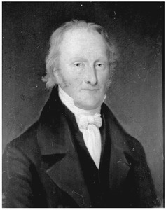 Portret van H. Wachters
