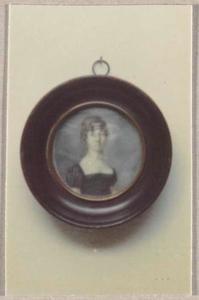 Portret van Grietje van Olst (1776-1844)