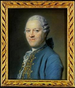 Portret van Daniel Freiherr Hogguer (1722-1793)