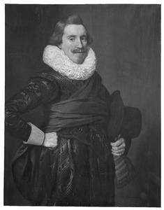 Portret van Frans Meerman (1590-1657)