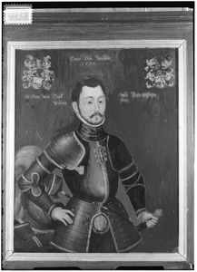 Portret van Willem Tuyll van Bulckesteyn (...-1615)