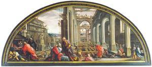 Herbouw van de tempel door koning Joas (2 Kronieken 24)