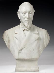 Portret van  Taco Mesdag (1829-1902)