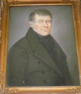 Portret van  Harm Wind (1779-1847)