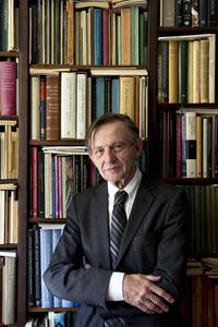 Portret van Rudolf Erik Otto Ekkart (1947-)