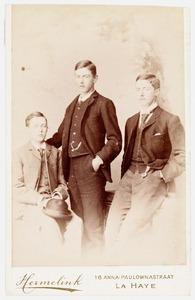 Portret van de familie van Randwijck