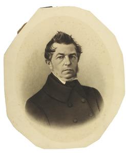 Portret van Thomas Theodorus Hendrikus van Benthem van den Bergh (1801-1861)
