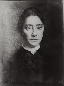 Portret van Jacoba Helena Elisabeth Witsen (1851-1930)