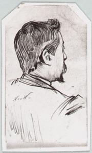 Portret van Abraham Robert Arntzenius (1850-1920)