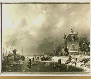 Winterlandschap