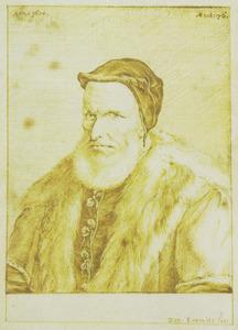 Portret van Joost Sijbrandtsz. Buyck
