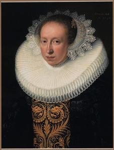 Portret van een 20-jarige vrouw