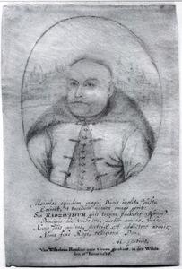 Portret van hertog Krzysztof Radziwiłł (1585-1640)