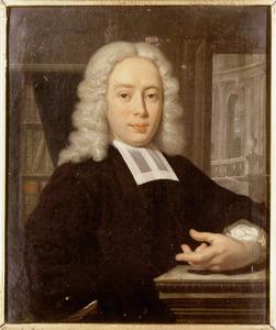 Portret van Johannes Bremer (1694-1757)