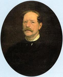 Portret van Gerard van Imbeeck (1851-?)