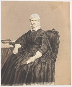 Portret van Tytje Stam (1816-1884)