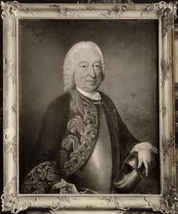 Portret van waarschijnlijk Christoffel Willem Eekhout