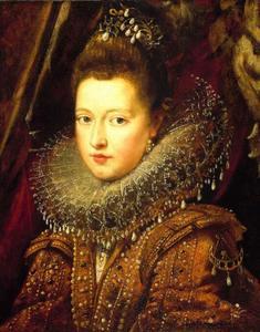 Portret van prinses Margherita Gonzaga (1564-1618)