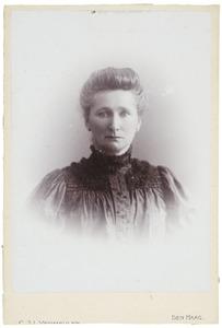 Portret van Johanna Maria Bake (1864-1936)
