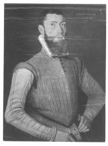 Portret van een 27-jarige man