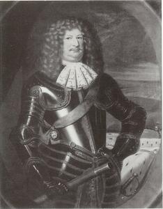 Portret van Friedrich Wilhelm, keurvorst van Brandenburg (1620-1688)