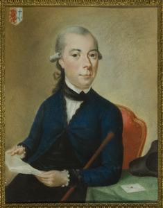 Portret van Daniël François Pichot (1744-1788)