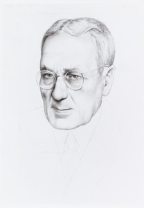 Portret van Jan Isaak Keyser (1885-1961)