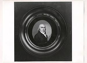 Portret van Andries Oukoop (1771-1827)