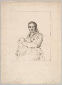 Portret van Jacob de Vos (1774-1844)