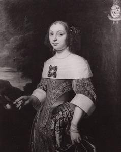 Portret van Sophia Coymans (1636-1714)