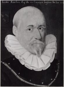 Portret van Jacob Abraham Matthijsz. van Duyn
