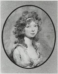 Portret van Johanna Agneta Catharina Boogaert van Alblasserdam (1768-1840)