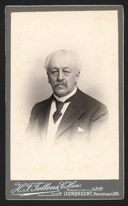 Portret van Emond Collot d'Escury (1836-1910)