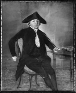 Portret van Bernard Johan Pielat van Bulderen (1755-1818)