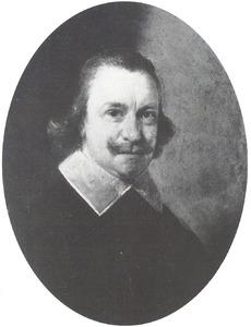 Portret van graaf Hugo Eberhard Kratz von Scharfenstein (1610-1663)