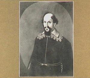Portret van Jacques Specx (1588-....)