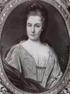 Portret van Catherine Hadewige de Montague (1685-1736)