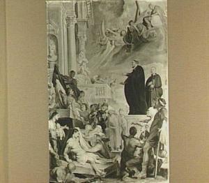 De wonderen van de Heilige Franciscus Xavier