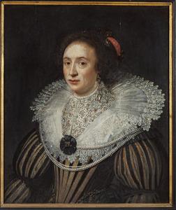 Portret van Susanna Huysmans (1586-1661)