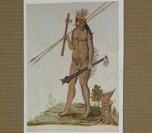 Inheemse krijger