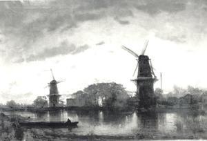 Oevers van de Amstel (Holland)