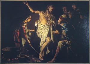 Saul bij de heks van Endor (1 Samuel 28:1-25)