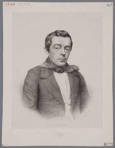 Portret van Didericus Dorbeck (1815-1888)