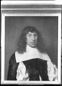 Portret van Jan Merens (1617-1661)