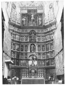 Hoogaltaar van de kathedraal van Palencia