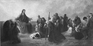 Christus en de behoeftigen