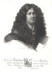 Portret van Jacob van Vredenburch van Adrichem (1643-1714)