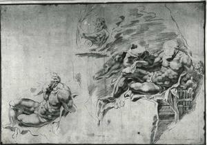 Hercules en riviergod