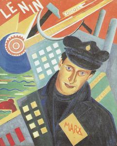 Portret van Josephus Carel Franciscus Last (1898-1972)