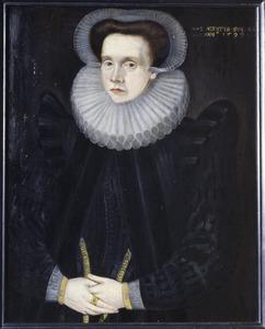Portret van Elisabeth van Hertsbeeck (1573-1653)
